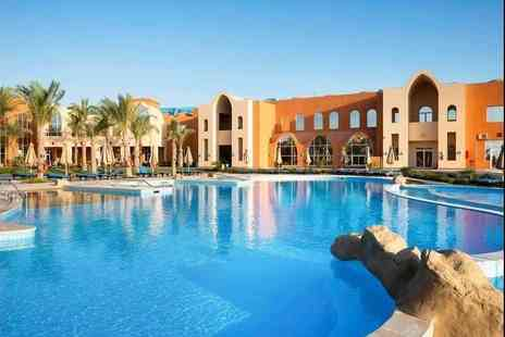 Worldwide Tours & Travel - Seven night all inclusive 5 Star Egypt beach break with flights - Save 0%