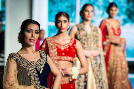 The National Asian Wedding Show - Two tickets with catwalk show access to the National Asian Wedding Show - Save 85%