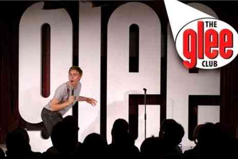 The Glee Club - Main Course and Entry to Thursday Night Food and Comedy Special - Save 63%
