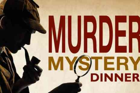Sixty Degrees - One or two tickets to Murder Mystery on 27 To 28 October and 3 To 4 November - Save 55%