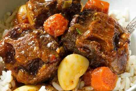 Tinapa Restaurant and Bar - Choice of Main Course for Two or Four - Save 37%