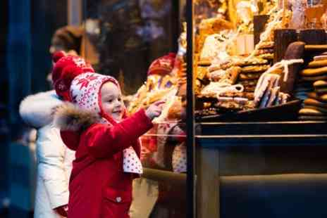 Evan Evans Tours - Chester Christmas Market by Rail - Save 0%