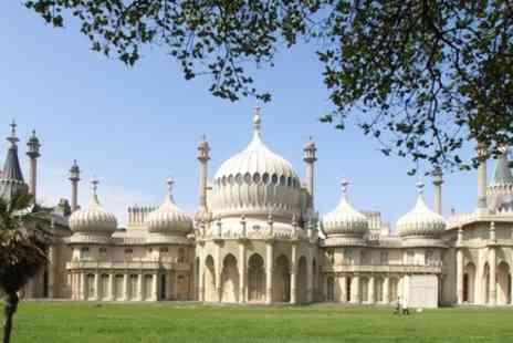 Kingdom Private Tours - Fully Guided History Tour of The City of Brighton - Save 0%