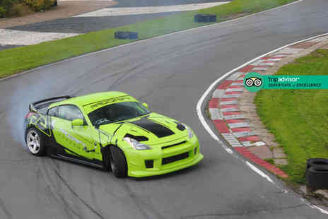 Prodrift Academy UK - Three hour pro drifting experience for one or two - Save 80%