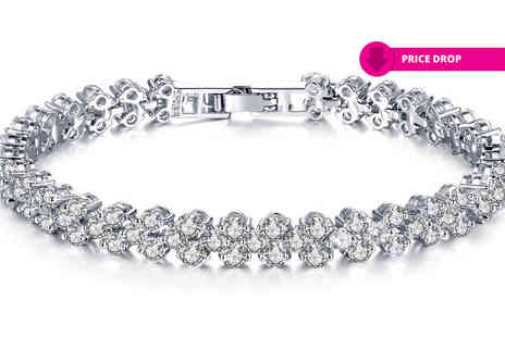 GameChanger Associates - Studded multi link bracelet - Save 80%