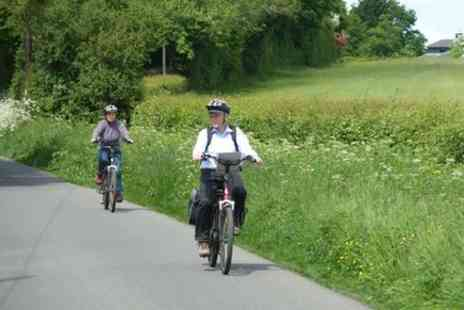 UK Electric Bike Centre - Self guided electric bike tour of Kent with pub lunch - Save 0%
