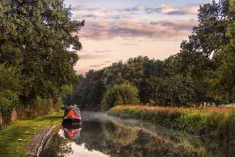 Lancashire Canal Cruises - Lancs barge cruise for 2 including afternoon tea - Save 50%