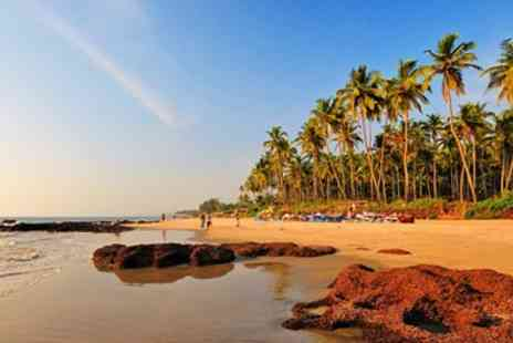 Southall Travel - Deluxe 7 night Goa escape with flights - Save 0%