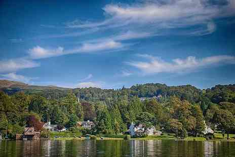 Shap Wells Hotel - Overnight Cumbria stay for two people with breakfast, Lake Windermere cruise, and a late checkout - Save 44%