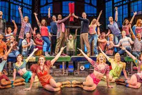 Super Break - Central London hotel stay with Kinky Boots theatre tickets - Save 0%