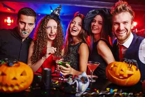 Thames Party Boats - Four hour Halloween boat party cruise along the Thames, departing - Save 40%
