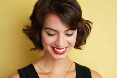 Bang Sha Bang Wellness - Wash, Cut and Blow Dry with Optional Full Head Tint - Save 63%