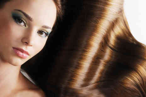 Centro Hair Studio - Wash, restyle and finish including luxury deep conditioning treatment - Save 73%