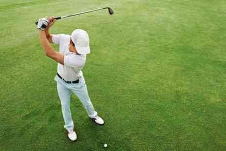 Stourbridge Golf Club - One Hour Golf Lesson for One or Two - Save 53%