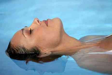 Float UK - 60 Minute Floatation Therapy Session for One or Two - Save 57%