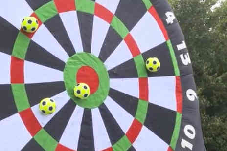 Firefly Activities - One hour kick darts session for two people - Save 53%