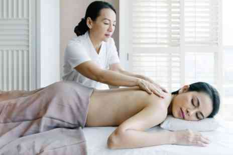 Sisters Hair and Beauty Clinic - Back or Full Body Massage - Save 30%