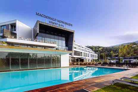 Macdonald Monchique Resort & Spa - Luxury Spa Hotel with Breathtaking Views for two - Save 61%