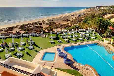 SBH Crystal Beach Hotel & Suite - Four Star Beachfront Adults Only Fuerteventura Island Retreat - Save 43%