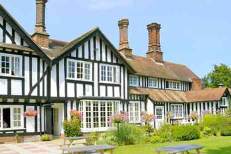 Lenwade House Hotel - Standard Double Room for Two with Breakfast and 10% Off Food Bill - Save 0%