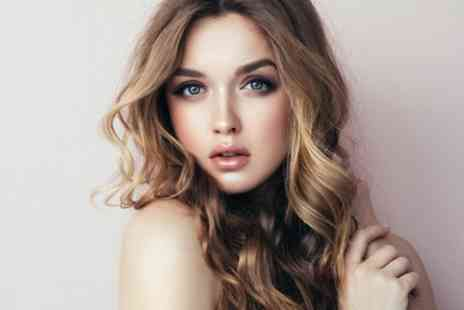 The Secret Boutique - Wash, Cut and Blow Dry with Optional Full Head Colour - Save 57%
