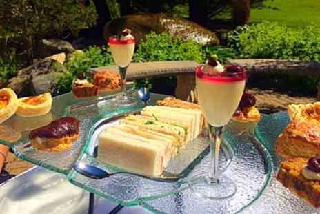 Foxfields Country Hotel - Sparkling Afternoon Tea with Spa Access for Up to Three - Save 0%