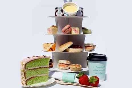 Kopi And Krem - Afternoon Tea with a Twist for Two or Four - Save 32%