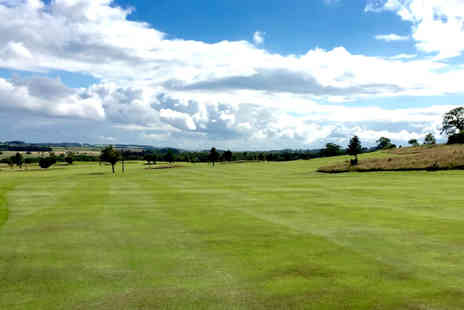 Alnwick Castle Golf Club - Full day of golf for two or four - Save 76%