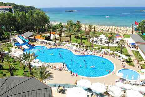 Annabella Diamond Hotel - All Inclusive Turkish Coast Bliss For Two - Save 26%