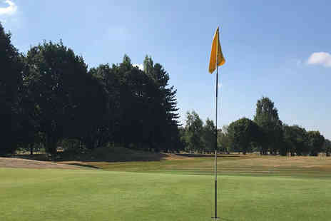 Altrincham Golf Club - 18 hole golf game for two or four - Save 50%