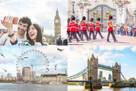 Paris Tour Guide - Best of London in 1 Day  London Eye, Buckingham Palace, Trafalgar Square - Save 0%