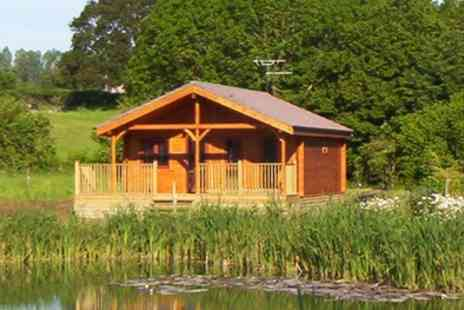 Watermeadow Lakes & Lodges - Two, Three or Four Nights for Up to Four - Save 47%