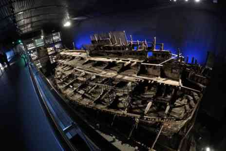 The Mary Rose - The Mary Rose Admission Ticket - Save 0%