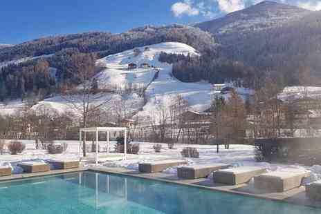Alpenpalace Deluxe Hotel - Five Star Alpine Retreat with Luxurious Spa - Save 36%