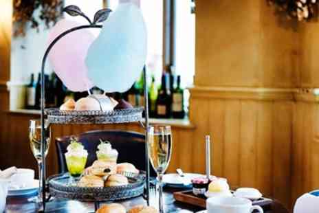 Hotel du Vin - Chic Birmingham hotel afternoon tea & bubbly for 2 - Save 41%