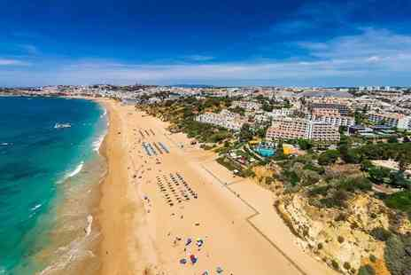 Super Escapes Travel - Three, five or seven night all inclusive Algarve break with return flights - Save 47%
