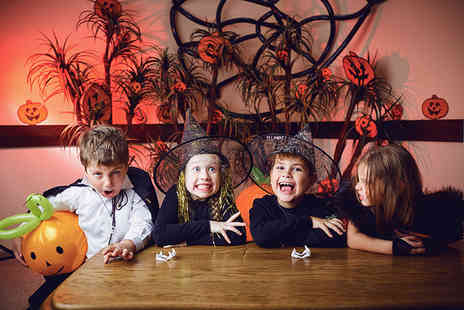 Planet Cafe - Ticket to a Halloween Spooktacular Disco on 26th to 28th October - Save 40%