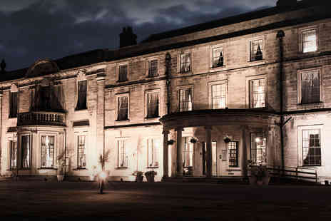 Beamish Hall Country House Hotel - Ticket to Terror in the Trees 2.0 live action Halloween event - Save 33%