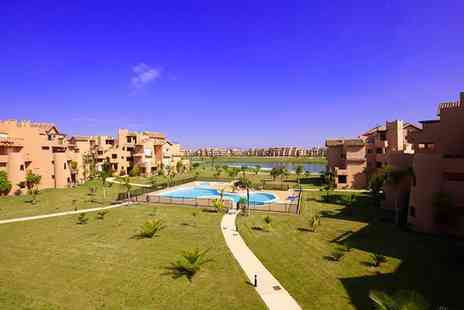 The Residences At Mar Menor - Four Star Superb Leisure Resort Stay For Two on Costa Calida - Save 44%