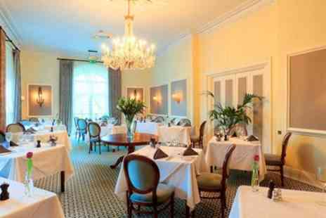 The Arundell Arms Hotel - Award winning tasting menu meal for 2 in Devon - Save 51%