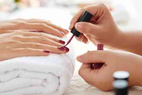 Youth Maintenance - Gel Manicure, Pedicure or Both - Save 66%