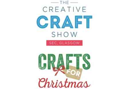 ICHF - Creative Craft Show with Crafts for Christmas on 25 To 27 October - Save 44%