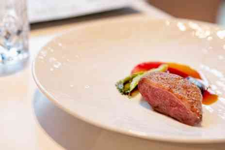 Rudding Park - Three AA Rosette 7 course tasting menu for 2 - Save 43%