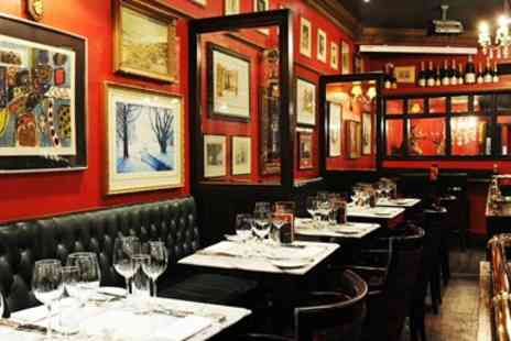 Boisdale of Bishopsgate - Rosette awarded dinner, bubbly & live jazz - Save 19%