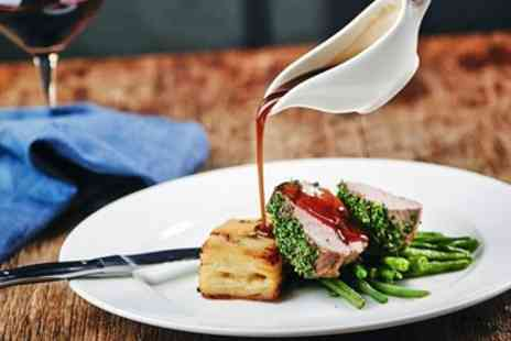 Doubletree by Hilton Hull - Two course lunch for 2 - Save 38%