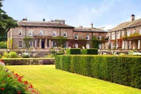 Doxford Hall Hotel & Spa - Northumberland stay with 2 AA Rosette dinner - Save 0%