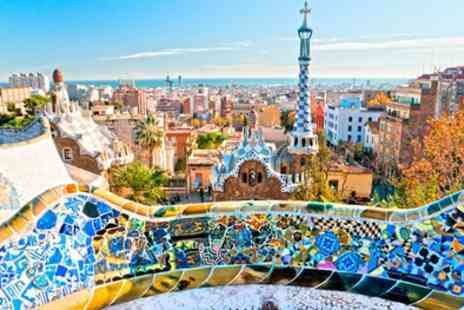 Hotel America Barcelona - Double or Twin Room for Two with Breakfast - Save 40%