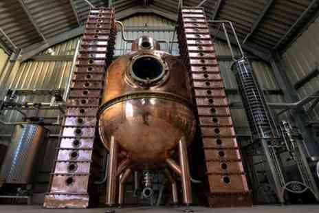 Still On The Hill - TOAD Founders Distillery Tour - Save 0%