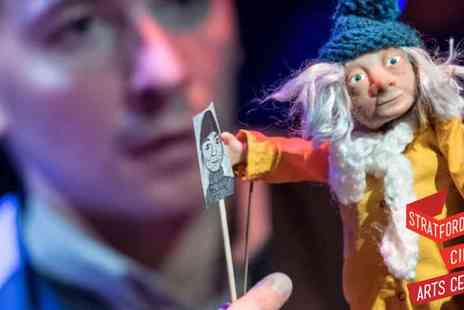 Stratford Circus Arts Centre - The Missing Light at Stratford Circus Arts Centre,  A Unique Family Puppetry Adventure - Save 30%