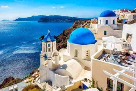 Flights and Packages - Greek Isles cruise with Venice stay, drinks & balcony upgrade - Save 0%